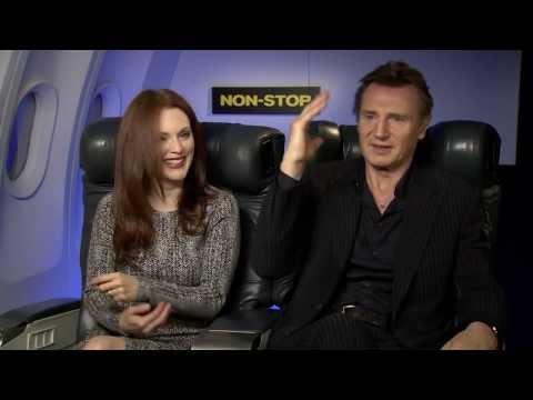 Julianne Moore And Liam Neeson Take Empire's IMDbunker Quiz
