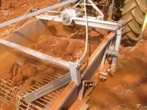 Multi Tuberious Crop Harvester - Potato, Ginger, Onion, Turmeric, etc - India