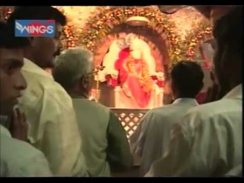 Shri Shirdi Saibaba Evening Aarti - 1730 To 1830 Ist (based On Sun Set).wmv video
