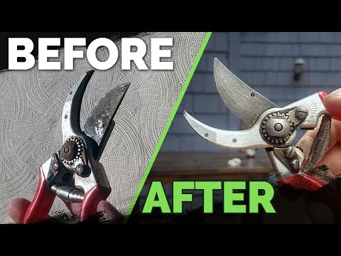 How to Remove Rust From Garden Tools The Easiest Way