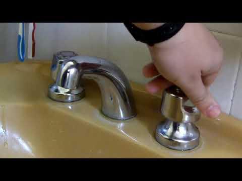 Como cambiar un cuerito de la canilla - Video 2