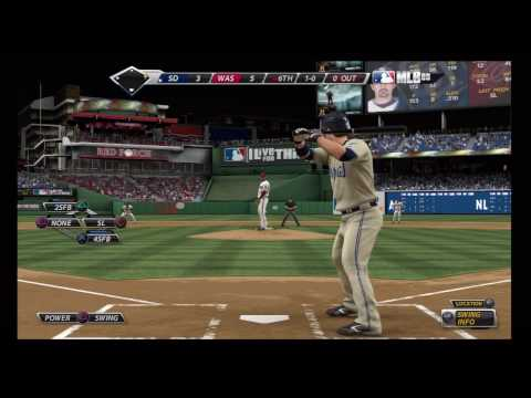 MLB 09 The Show More Adrian Gonzalez (HD) Video