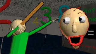 "Baldi's Basics Plus - BALDI DABS! ( Baldi Full Release, ALL 3 Current Levels & ""Ending"" )"
