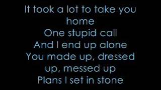 Damned If I Do Ya (Damned If I Don't) - All Time Low (with lyrics)