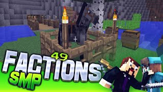 Minecraft Factions SMP #49 - I Just Want My Stuff Back!  (Private 1.9 Factions Server)