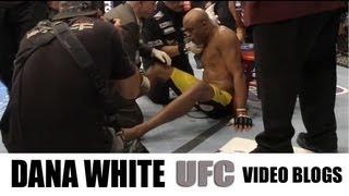 Dana White UFC on FOX SPORTS 1 Vlog EP 1