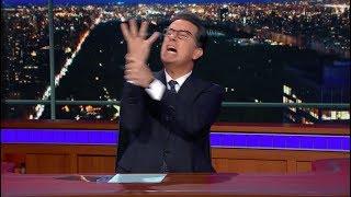 Colbert Meltdown Leaks: Stephen