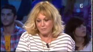 Mylène Demongeot - On n'est pas couché 18 octobre 2008 #ONPC