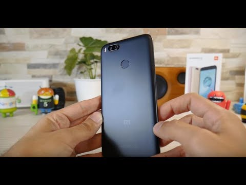 Разблокировка Загрузчика Xiaomi Mi A1