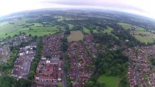 Hubsan X4 H501S View Of My Town