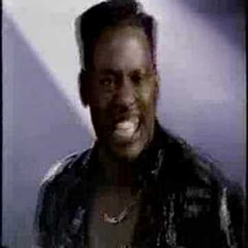Johnny Gill - Rub You the Right Way (the original video)