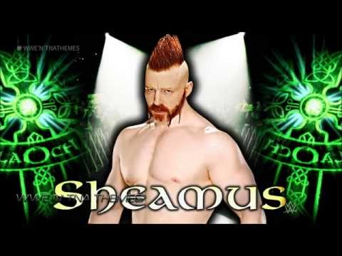 Wwe Sheamus New Theme Song - ''hellfire'' - [not Full] 2015 video