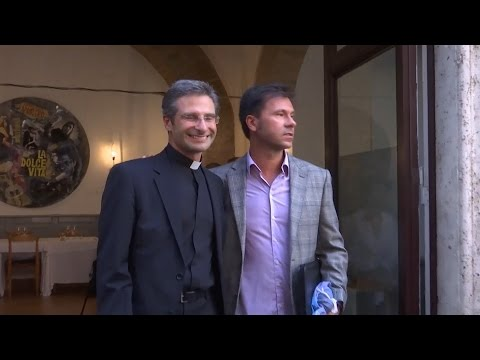 Vatican sacks gay priest