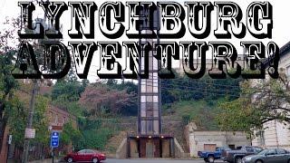 elevaTOURS Elevator Adventure: Lynchburg VA with Paul