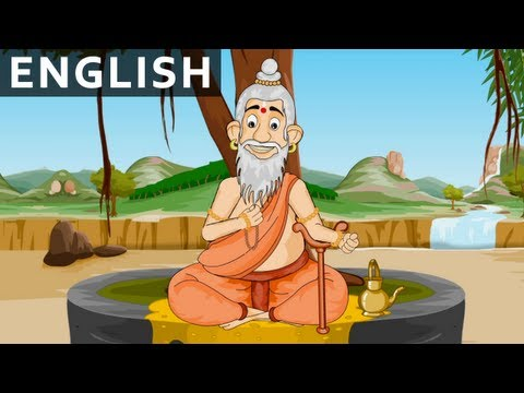 Tales of Tenali Raman in English - 05 STRANGE DRAMA - Animated / Cartoon Stories