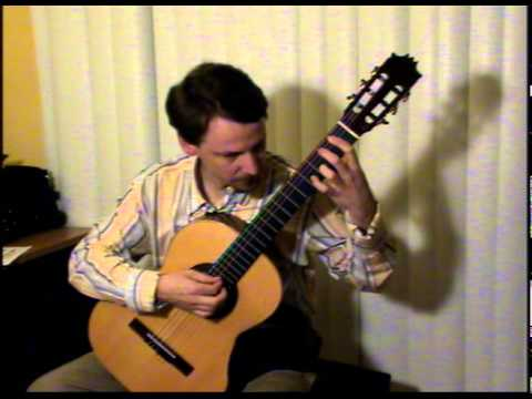 Preludio (from Suite del Plata No 1) - Maximo Diego Pujol
