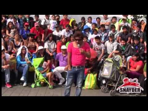 CHINO RISAS VOL 2 (PARTE 1 DE 6) | COMICOS AMBULANTES 2014