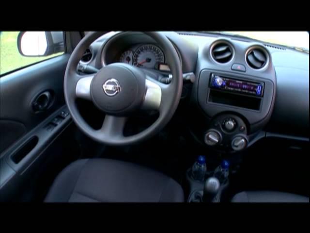 Vídeo de divulgação - Nissan March