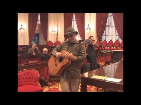 DiB performs Secessionist and Totalitarian Democracy at the Vermont Statehouse