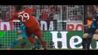 Thomas Muller Goal   Bayern vs Arsenal 2 0 UCL 2015