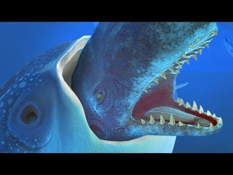 GIANT WHALE SHARK EATS A GIANT WHALE - Feed and Grow Fish - Part 88  Pungence