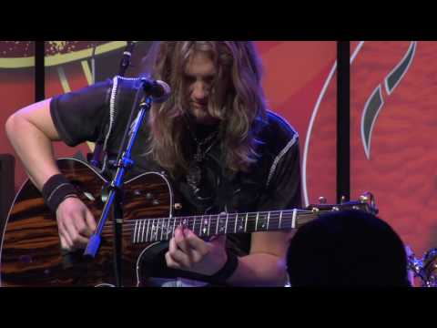 Brad Gillis and Joel Hoekstra of Night Ranger - LA No Name (live)