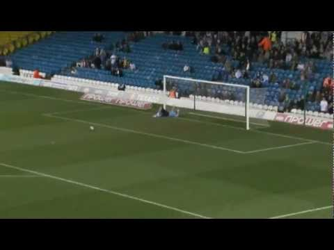 Adlene Guedioura Goal Forest v Leeds United | BBC Radio Nottingham