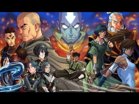 Top 20 Strongest Avatar: The Legend Of Korra Characters (out Of Date) video