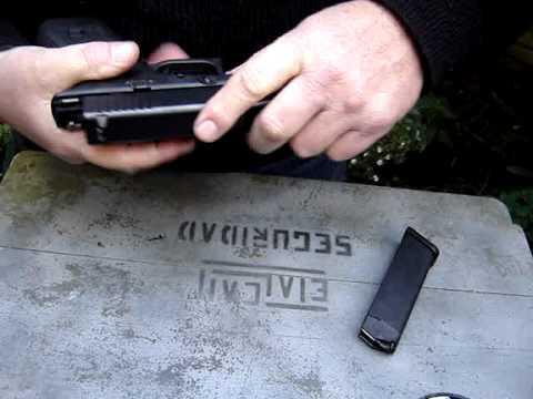 Glock - Desarme basico por Daniel Tagliafico