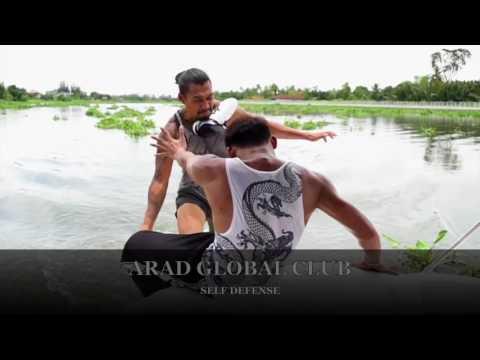 Self Defense Training 6,Tony Jaa, Arad Global Club: Eskişehir Self Defense, Eskişehir Muay Thai