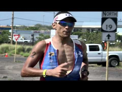 John Brenkus Competes in the IronMan Triathlon! (Part 1 of 2)
