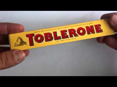 Toblerone review