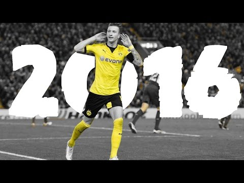 Marco Reus 2016 - Forever Black & Yellow - Skills, goals and assists