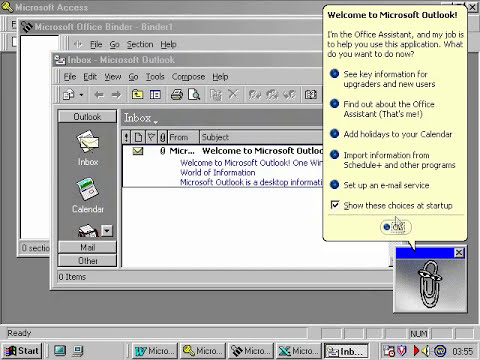 Installing Microsoft Office 97 Pro in Windows 99