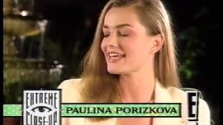 Paulina Porizkova - E Interview