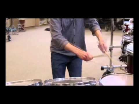 School of Rock Hawaii 5-0 Drum Fill