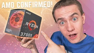 AMD Is ALREADY Giving Away a Ryzen 3700X?!