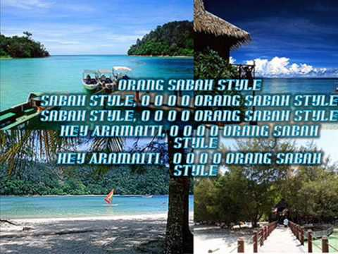 ORANG SABAH STYLE VER 2.0 - ASTRO RADIO KK Crew (OPPA GANGNAM STYLE PARODY)