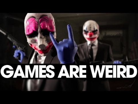 Games Are Weird - Episode 85