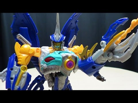 Generations Voyager SKY-BYTE: EmGo's Transformers Reviews N' Stuff