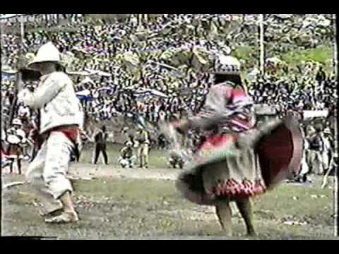 carnaval chumbivilcano