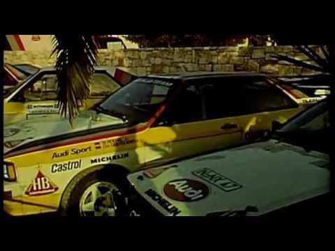 Audi Quattro History