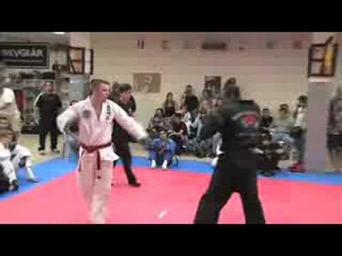 Pro Hapkido Tournament in Ventura 2008 Image 1
