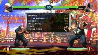 [KOF XIII] Mr Karate fA cancel