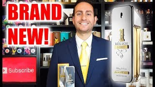 1 Million Lucky by Paco Rabanne Fragrance / Cologne Review + Giveaway!