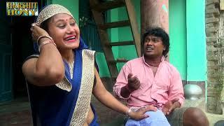 घरबाली  मारलक लातेलात || maithili comedy