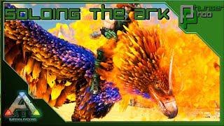 Soloing the Ark 123 - PHOENIX TAMING - PHOENIX TAMING PEN