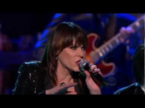 JEFF BECK and BETH HART (in HD) - &quot;I'd Rather Go Blind&quot; - Buddy Guy Tribute - Kennedy Center Honors