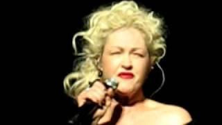 Watch Cyndi Lauper Grab A Hold video