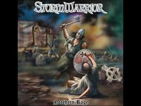 Stormwarrior - Odin's Warriors (+Lyrics)
